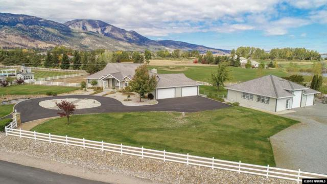 7464 Brothers Ln, Washoe Valley, NV 89704 (MLS #180016157) :: Mike and Alena Smith | RE/MAX Realty Affiliates Reno