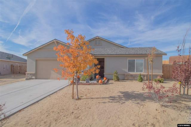 111 Bethpage Dr., Dayton, NV 89403 (MLS #180016165) :: Vaulet Group Real Estate