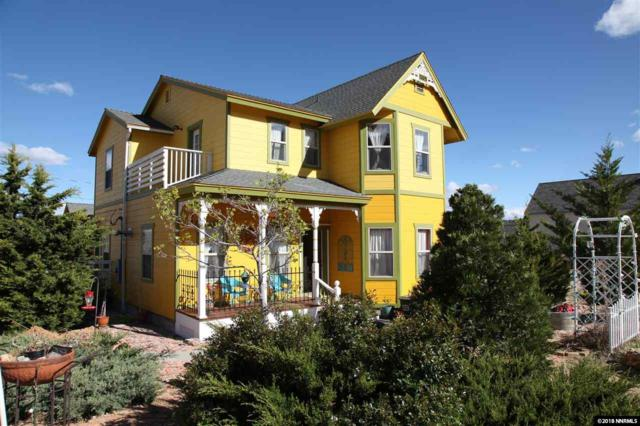 225 N O St., Virginia City, NV 89440 (MLS #180016185) :: Vaulet Group Real Estate