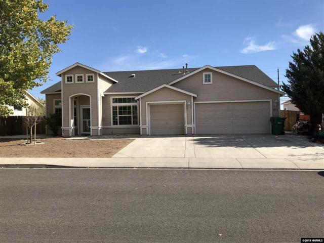 975 Cold Water Drive, Fernley, NV 89408 (MLS #180016195) :: NVGemme Real Estate