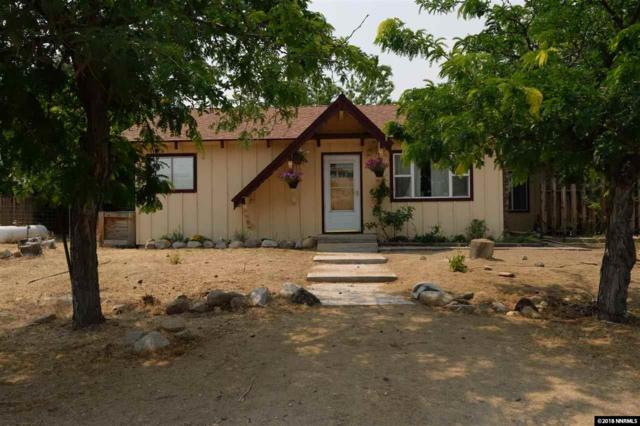 247 Mule Deer Road, Walker, CA, NV 96107 (MLS #180016205) :: Vaulet Group Real Estate
