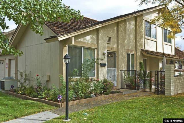 25 Condor Circle, Carson City, NV 89701 (MLS #180016258) :: Harpole Homes Nevada