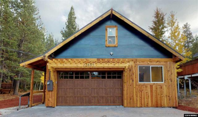 12685 Saint Moritz, Truckee, Ca, CA 96161 (MLS #180016269) :: The Mike Wood Team