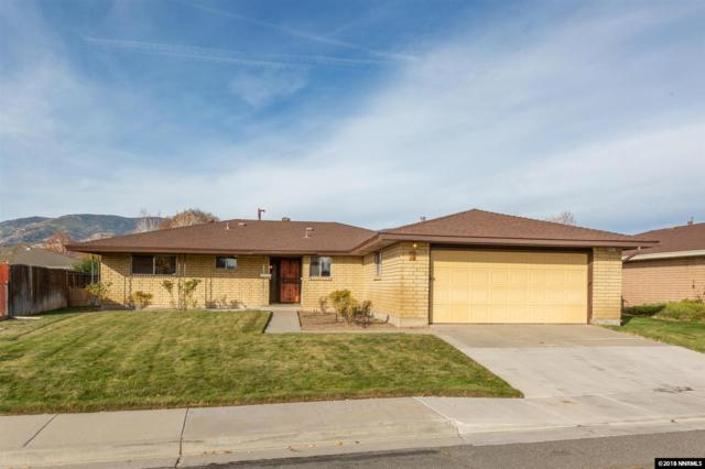 6 Bodie Drive, Carson City, NV 89706 (MLS #180016329) :: Mike and Alena Smith | RE/MAX Realty Affiliates Reno