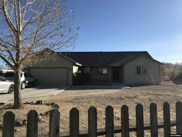 9925 Palmetto Dr., Stagecoach, NV 89429 (MLS #180016331) :: NVGemme Real Estate