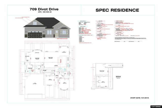 709 Divot Drive, Fernley, NV 89408 (MLS #180016338) :: Harcourts NV1