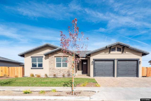 1808 Bella Casa Drive #49 Lot #49, Minden, NV 89423 (MLS #180016375) :: NVGemme Real Estate