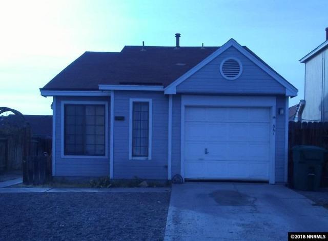 561 N Taylor St., Fallon, NV 89406 (MLS #180016384) :: Harcourts NV1
