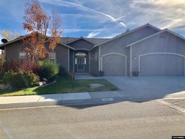 1657 Pinoak Lane, Carson City, NV 89703 (MLS #180016440) :: Harcourts NV1