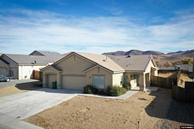 1383 Grassland, Dayton, NV 89403 (MLS #180016458) :: Vaulet Group Real Estate