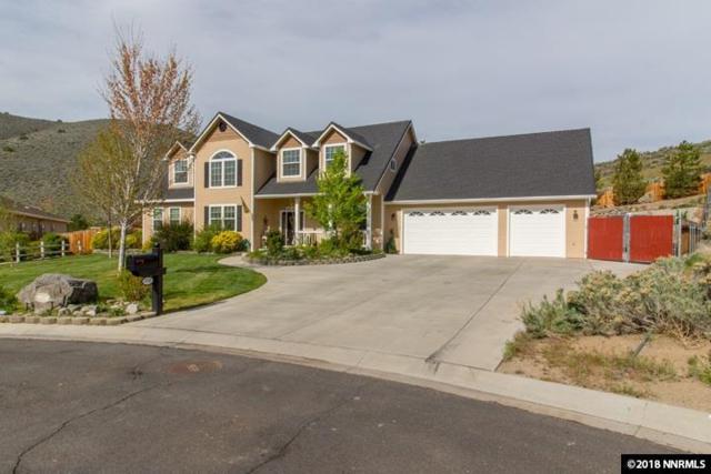 3752 Margaret's Ct, Carson City, NV 89701 (MLS #180016475) :: NVGemme Real Estate
