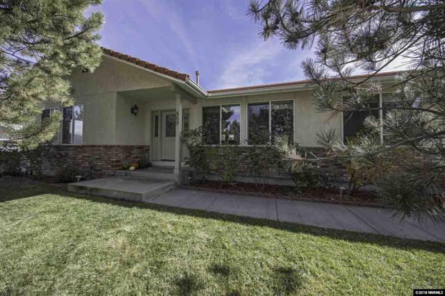 469 Regent Court, Carson City, NV 89701 (MLS #180016476) :: NVGemme Real Estate