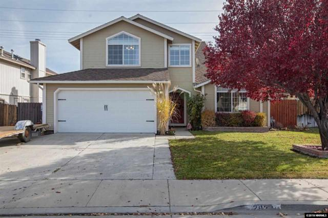 2933 Tangerine Drive, Carson City, NV 89701 (MLS #180016485) :: Harcourts NV1
