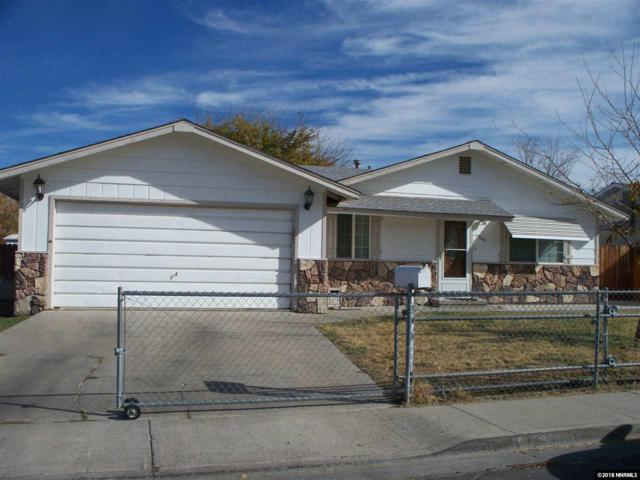1001 James Ln, Fallon, NV 89406 (MLS #180016488) :: NVGemme Real Estate