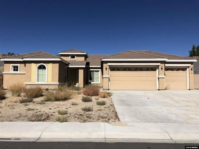 518 Crabapple Ln, Dayton, NV 89403 (MLS #180016492) :: Vaulet Group Real Estate