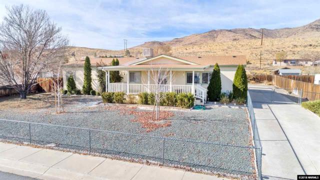 126 Rose Peak Rd, Dayton, NV 89403 (MLS #180016505) :: NVGemme Real Estate