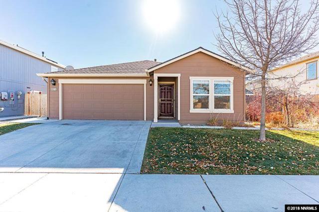 8918 Grisom Way, Reno, NV 89506 (MLS #180016506) :: Harcourts NV1