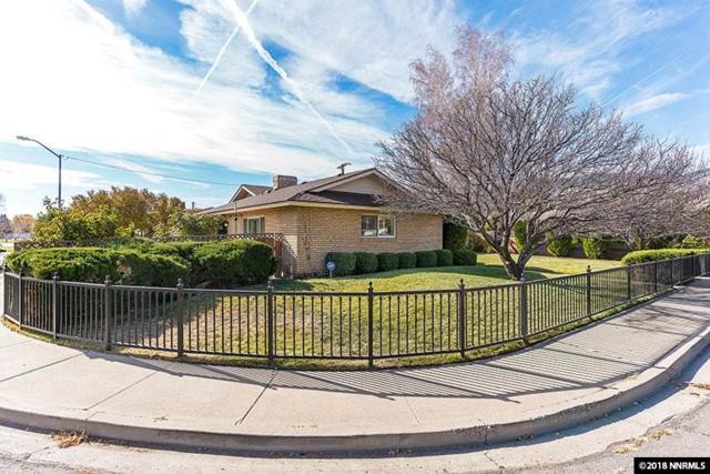 601 Ivy Street, Carson City, NV 89703 (MLS #180016535) :: Vaulet Group Real Estate