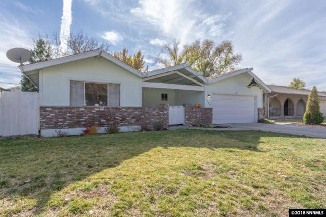 1430 Foster Dr, Reno, NV 89509 (MLS #180016584) :: Mike and Alena Smith | RE/MAX Realty Affiliates Reno