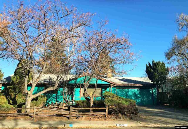 2501 Mountain St., Carson City, NV 89703 (MLS #180016603) :: Vaulet Group Real Estate