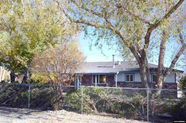 2651 Clapham Lane, Minden, NV 89423 (MLS #180016605) :: NVGemme Real Estate