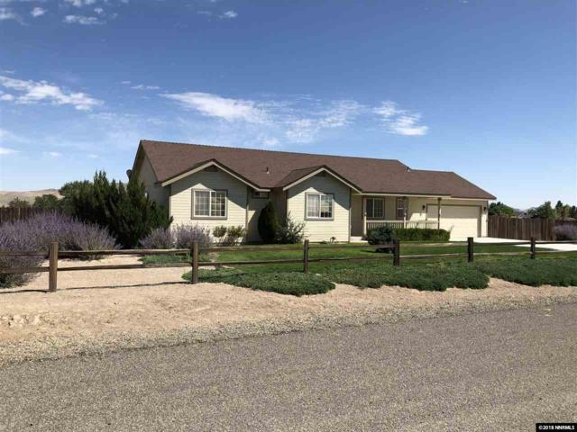 6284 Bluegrass Drive, Stagecoach, NV 89429 (MLS #180016607) :: NVGemme Real Estate