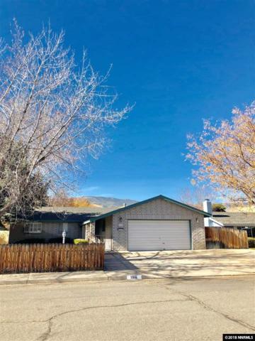 3316 Hickory Drive, Carson City, NV 89701 (MLS #180016644) :: Vaulet Group Real Estate