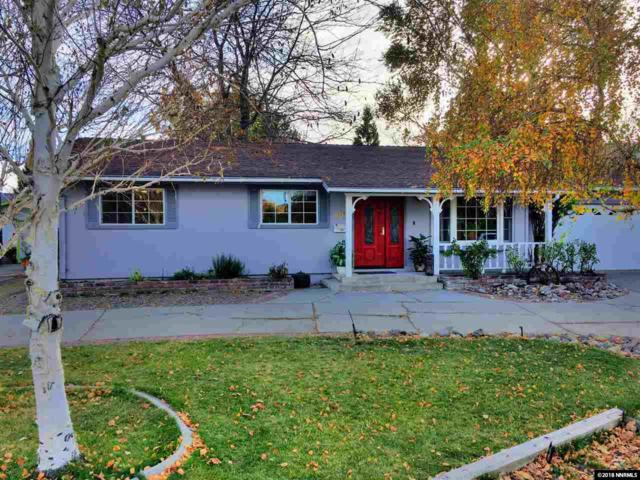 801 Wagner Drive, Carson City, NV 89703 (MLS #180016656) :: Vaulet Group Real Estate