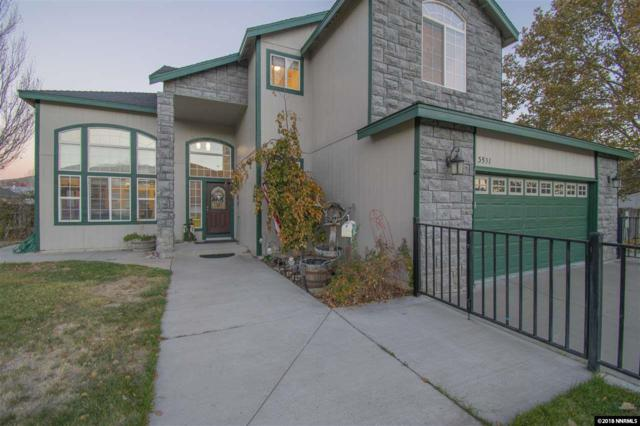 3531 Ashford Drive, Carson City, NV 89701 (MLS #180016680) :: Vaulet Group Real Estate