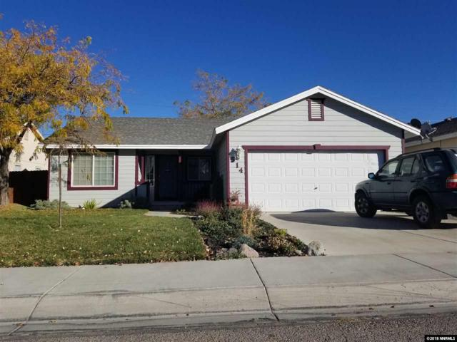 514 Summer St, Fernley, NV 89408 (MLS #180016716) :: Joshua Fink Group