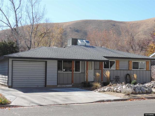 1205 W Fourth St, Carson City, NV 89703 (MLS #180016729) :: Harcourts NV1