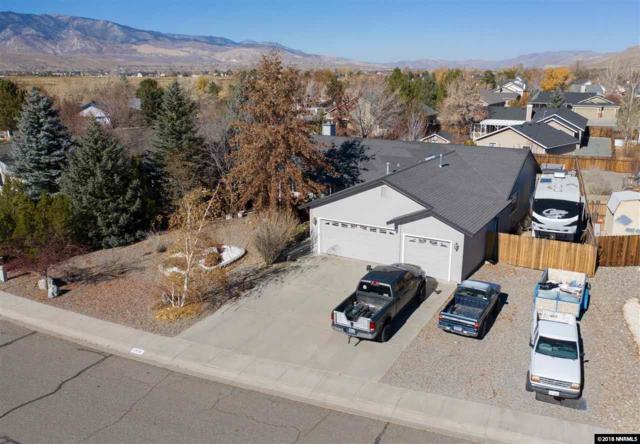 1324 Wrangler Circle, Minden, NV 89423 (MLS #180016746) :: NVGemme Real Estate