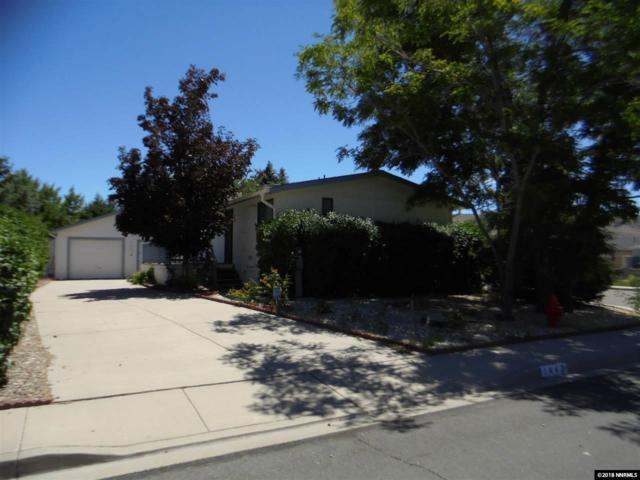 1447 Fleetwood Ave, Carson City, NV 89701 (MLS #180016778) :: Harcourts NV1