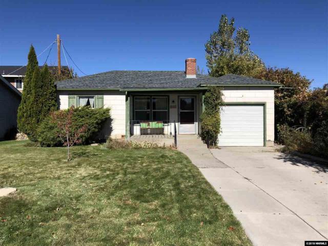 1587 Mono Avenue, Minden, NV 89423 (MLS #180016785) :: NVGemme Real Estate