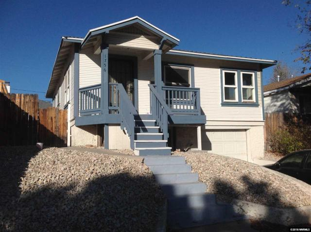 1756 F St, Sparks, NV 89431 (MLS #180016797) :: Joshua Fink Group