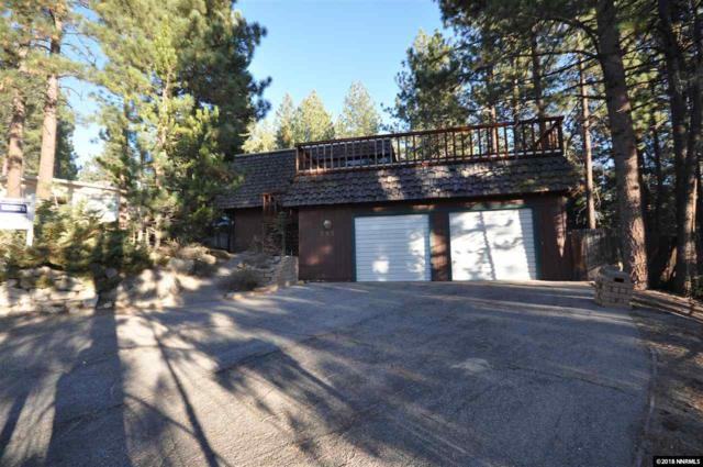 255 Mcfaul Court, Zephyr Cove, NV 89448 (MLS #180016804) :: Mike and Alena Smith | RE/MAX Realty Affiliates Reno