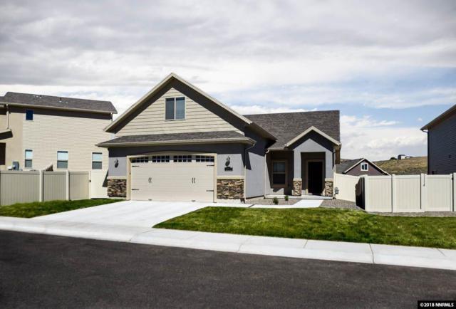 789 Divot Drive, Fernley, NV 89408 (MLS #180016818) :: NVGemme Real Estate