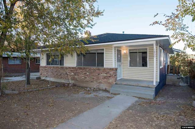 1452 Hillside Drive, Reno, NV 89503 (MLS #180016821) :: Harcourts NV1