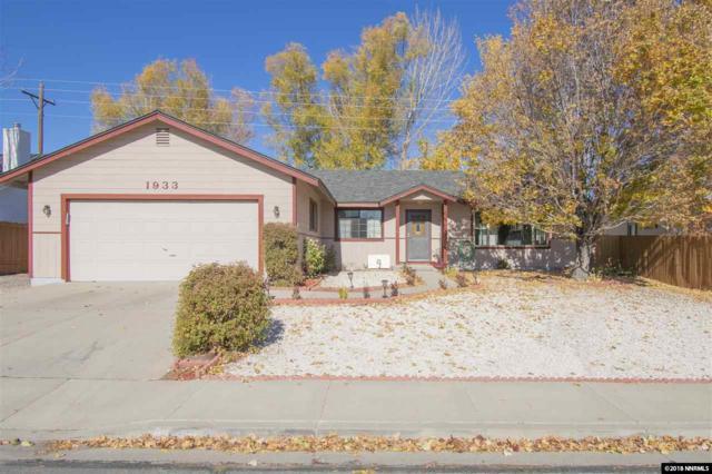 1933 Hamilton Ave., Carson City, NV 89706 (MLS #180016831) :: Mike and Alena Smith | RE/MAX Realty Affiliates Reno