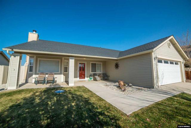 34 Conner Way, Gardnerville, NV 89410 (MLS #180016858) :: The Matt Carter Group | RE/MAX Realty Affiliates