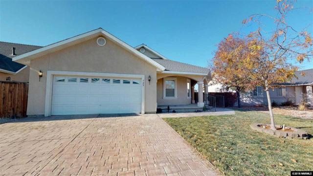 729 Divot Drive, Fernley, NV 89408 (MLS #180016859) :: NVGemme Real Estate