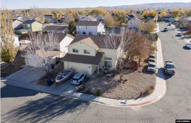 122 Desert Springs, Fernley, NV 89408 (MLS #180016865) :: NVGemme Real Estate