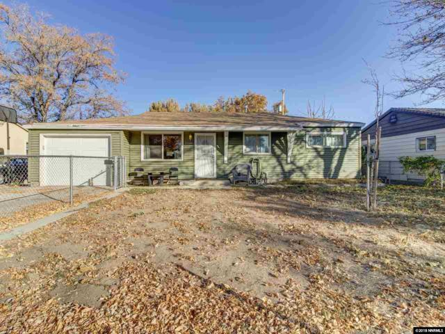 2500 11th Street, Sparks, NV 89431 (MLS #180016866) :: Joshua Fink Group