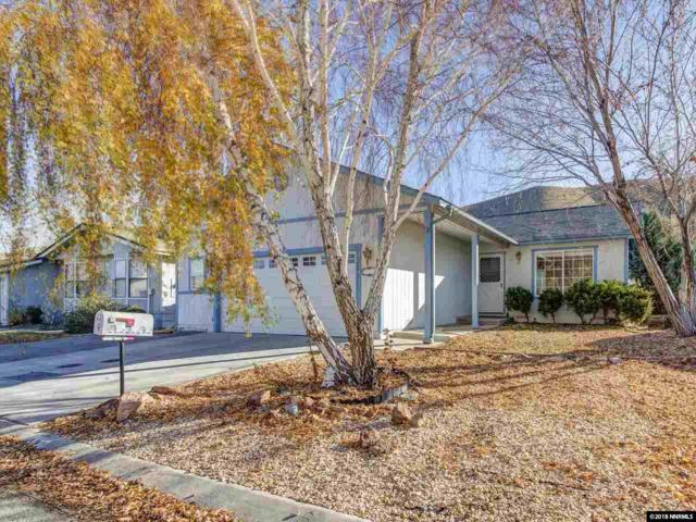 112 Ave De La Bleu De Clair, Sparks, NV 89434 (MLS #180016871) :: NVGemme Real Estate