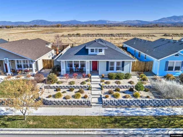 1299 White Ash Dr, Gardnerville, NV 89410 (MLS #180016885) :: NVGemme Real Estate