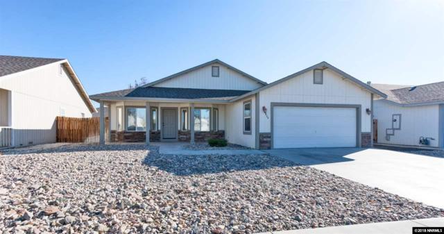 806 Noel Lane, Fallon, NV 89406 (MLS #180016915) :: NVGemme Real Estate