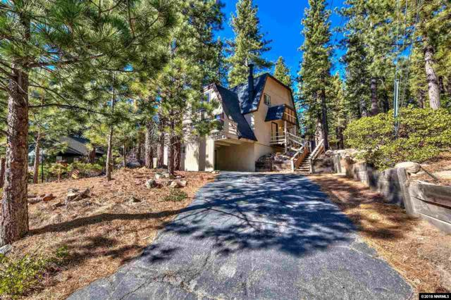 1056 War Bonnet Way, Incline Village, NV 89451 (MLS #180016925) :: The Mike Wood Team