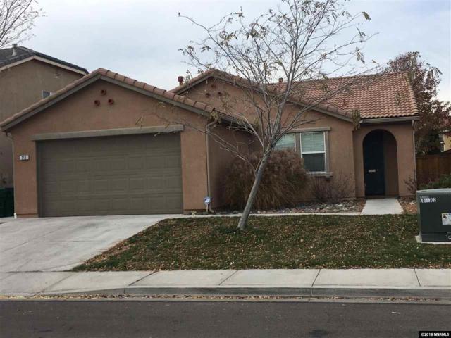 315 Bulluno Drive, Reno, NV 89521 (MLS #180016935) :: Mike and Alena Smith | RE/MAX Realty Affiliates Reno