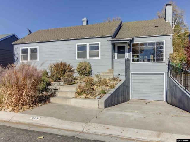 919 Hampshire, Reno, NV 89503 (MLS #180016936) :: Harpole Homes Nevada