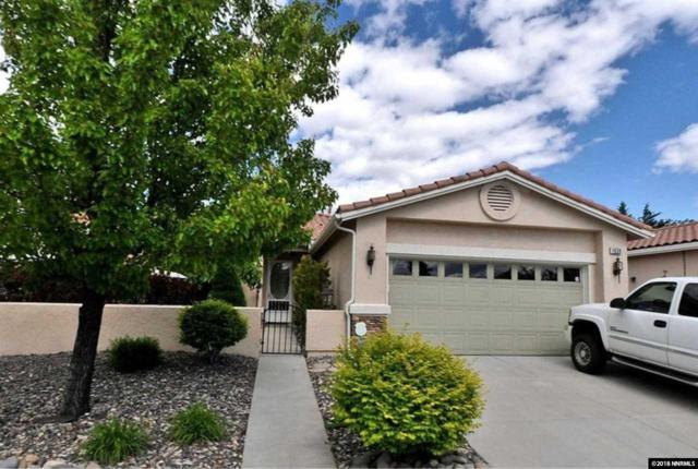 1630 Corleone Drive, Sparks, NV 89434 (MLS #180016951) :: NVGemme Real Estate